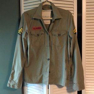 Ralph Lauren Military-inspired Utility Jacket